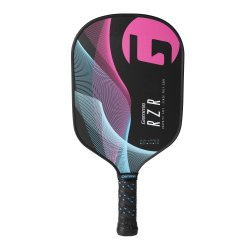 Gamma Pickleball Paddle Razor, Pink/Blau