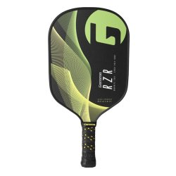 Gamma Pickleball Paddle Razor, Gelb/Grün