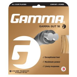 Gamma Tennissaite Gut 12,2 m Set