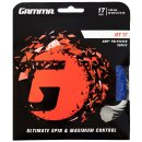 Gamma Tennissaite Jet 17 12,2 m Set (1,22 mm) Blau