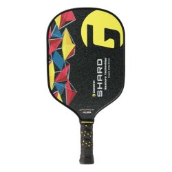Gamma Pickleball Paddle Shard Gelb