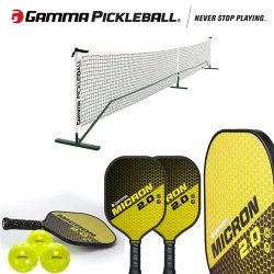 Gamma Pickleball Starterset