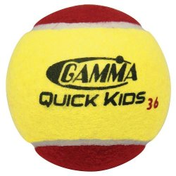 Gamma Tennisball Quick Kids (Stage 3)